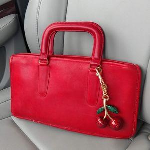 Rare Vintage Coach NYC Slim satchel compact